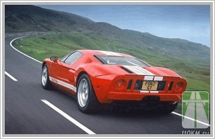 ?????? ?????? ???? ???? Ford GT 5.4 i 557 Hp