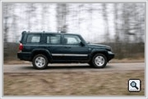 ?????? Jeep Commander 3.0 TD AT