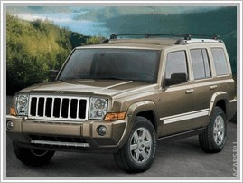 ???? ?????? Jeep Commander 5.7 AT