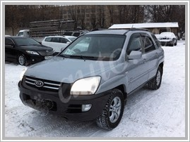 ?????? Kia Sportage 2004-2009 2.0 D AT 4WD
