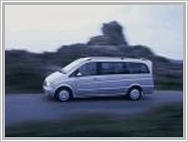 ?????? ?????? ???? ???? Mercedes Viano Marco Polo Westfalia 2.2 AT