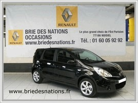 ?????????? Nissan Note 1.4 MT