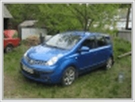 ???? Nissan Note 1.4 MT