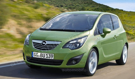 ??????????? Opel Agila 1.2 AT 86 Hp