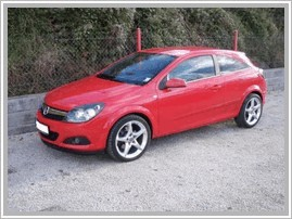 ???? Opel Astra TwinTop 1.6 6MT