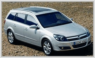 ???? Opel Astra 5dr 1.8 MT