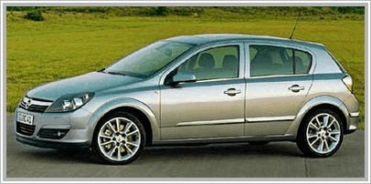 ?????? ???? Opel Astra 5dr 2.0 MT