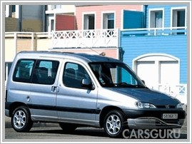 ???? Peugeot Partner Origin VU 1.6 MT