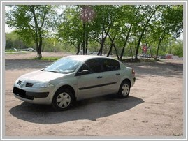 ?????? ???? Renault Megane Estate 2.0 MT