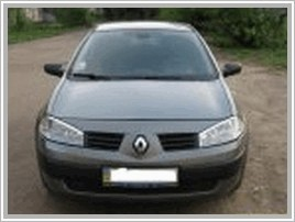 ??????? ???? Renault Megane Estate 1.6 MT