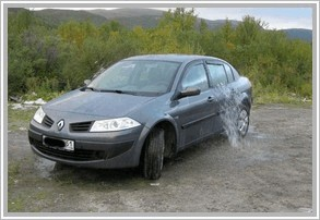 ?????? ?????? Renault Megane Estate 1.6 MT