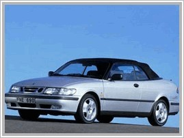 ??????????? Saab 9-3 Convetible 2.0 T AT