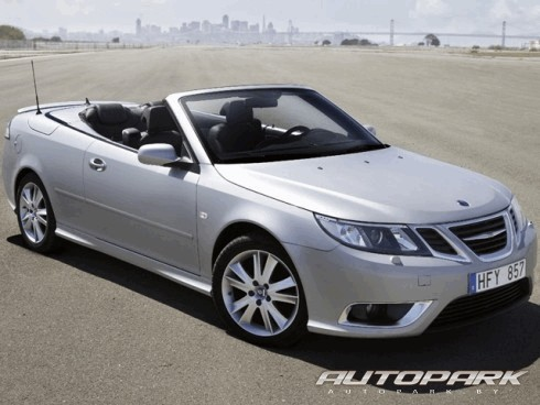 ?????? ?????? ???? ???? Saab 9-3 Convetible 2.0 T AT