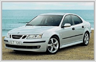 ?????? ?????? Saab 9-3 Sport Sedan 2.0 TS AT