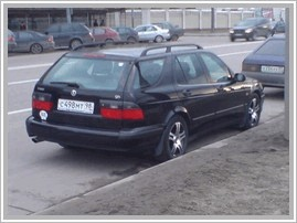 ?????????? Saab 9-5 Sedan 2.3 TS AT