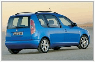 ??????? ???? Skoda Roomster Scout 1.9 TDI