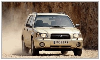 ?????????? Subaru Forester 2.5XT AT