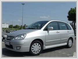 ?????? ?????? ???? ???? Suzuki Liana Hatchback AT