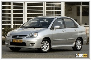 ?????? ?????? Suzuki Liana Hatchback AT