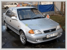 ?????? ?????? Suzuki Swift 1.3 MT 4x4