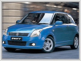 ???? Suzuki Swift 1.3 AT 4x2