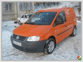 ???? ?????? Volkswagen Caddy Kombi 1.9