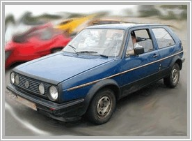 ???? ?????? Volkswagen Golf 2.0 MT