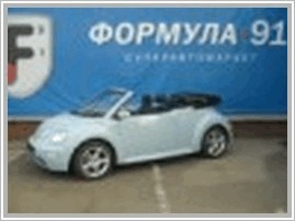???? ?????? Volkswagen New Beetle 1.8 4AT