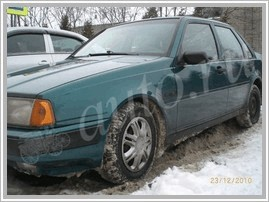 ???? ?????? Volvo 460 1.7 Turbo 120 Hp