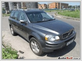 ??????? ???? Volvo XC90 2.5T AT